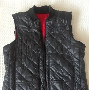 Ralph lauren double sided vest